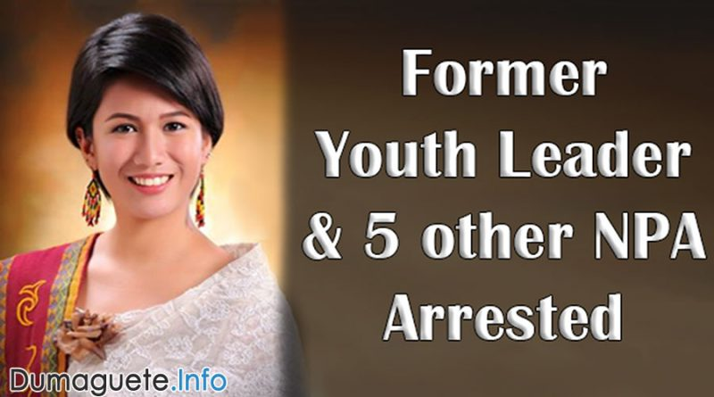 Former Youth Leader & others 5 NPA Arrested