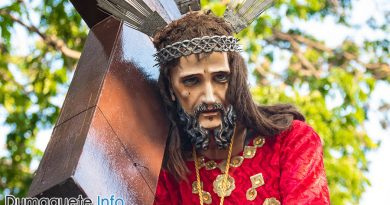 Good Friday Procession- Dumaguete City