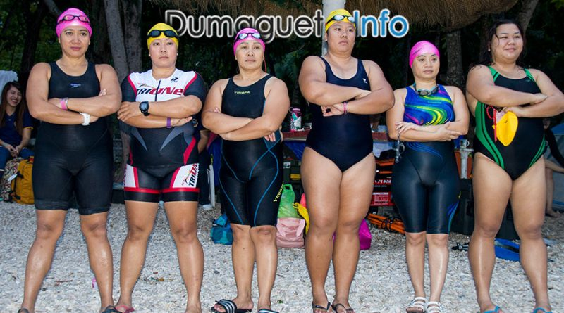 Ocean 6 – Group of Women Who Crossed the Tañon Strait
