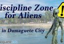 Unruly Aliens Threatened with Discipline Zone