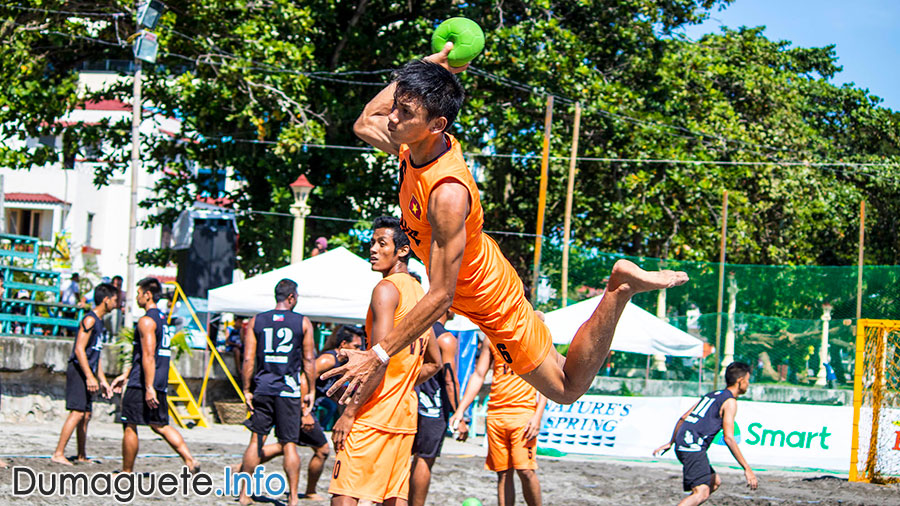 1st Southeast Asian Beach Handball - male