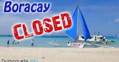 Duterte to Shutdown Boracay for 6 Months