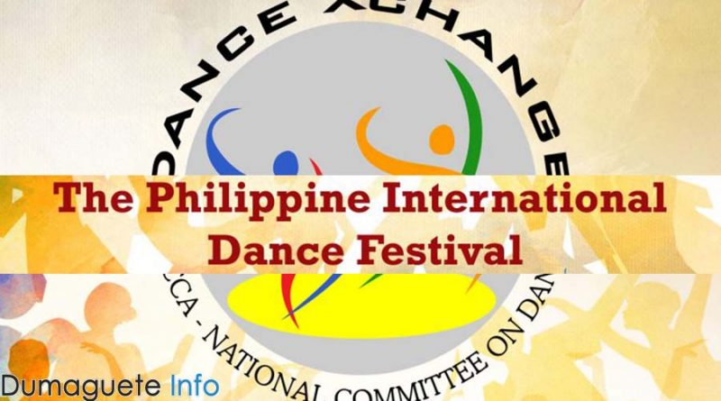 International Dance Festival in Dumaguete