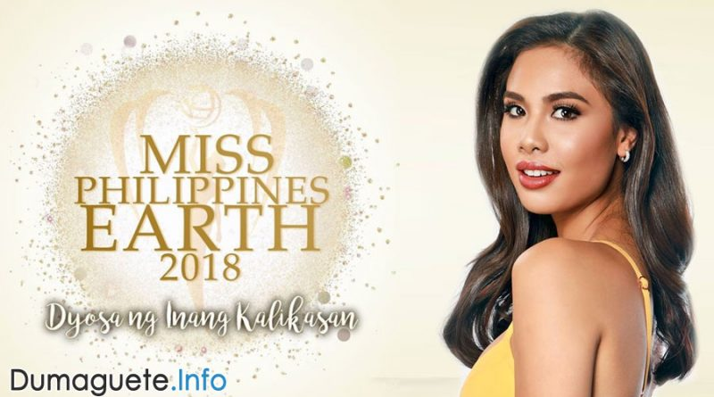 Nathalie Louise Roxas - Dumaguete City Joins Miss Philippines Earth 2018