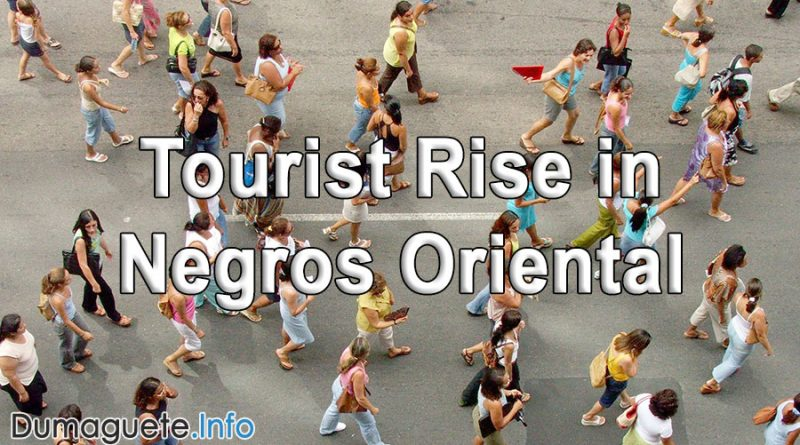 Police Prepares for Tourist Rise in Negros Oriental