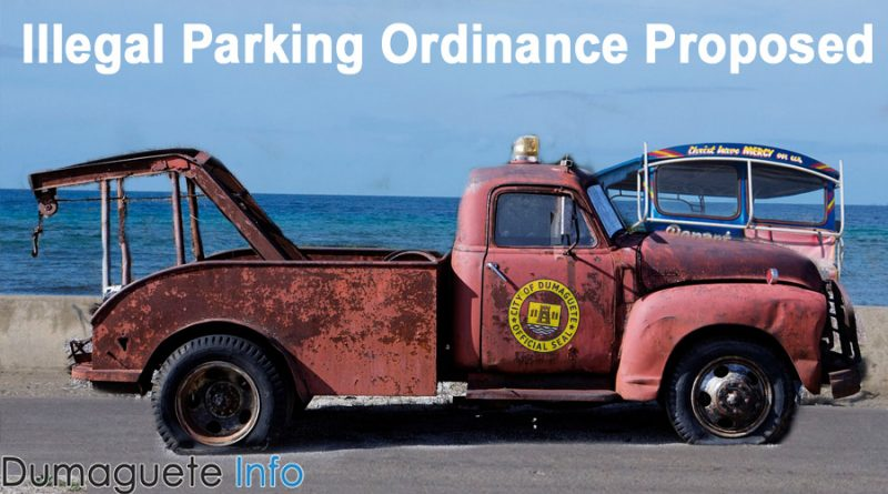 Dumaguete City - Illegal Parking Ordinance Proposed