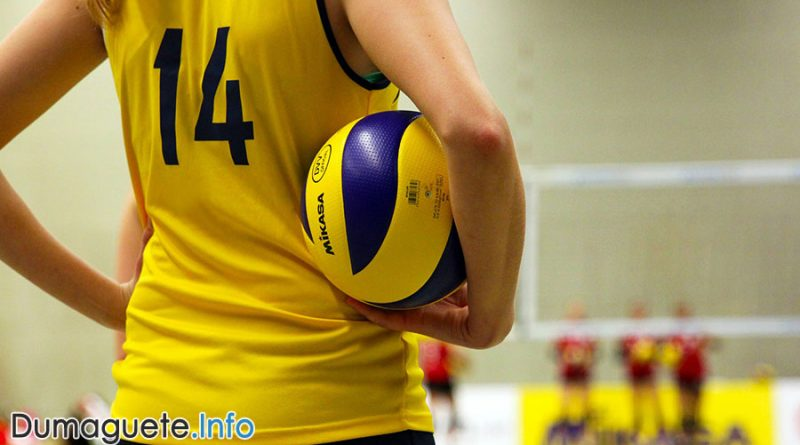 Dumaguete City Joins JGM Volleyball Tournament