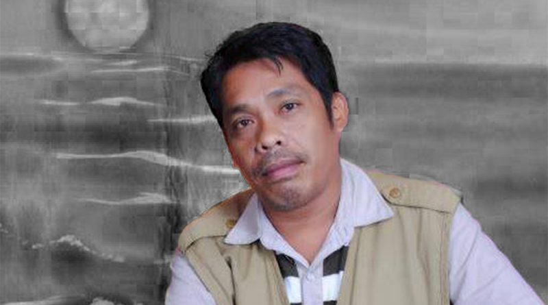 Edmund Sestoso - Gun Attack on Local Broadcaster in Dumaguete City - Negros