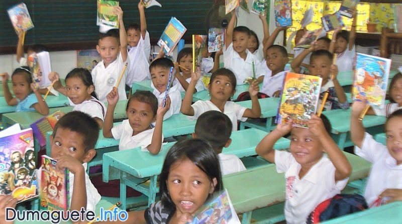 23,000 Students in Dumaguete City - SY 2018-2019