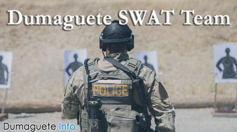 Dumaguete SWAT Team – Pending Creation