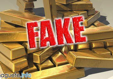 Fake Gold sold for 2 Million in Dumaguete