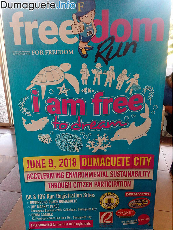 Freedom Run in Dumaguete City - June 09
