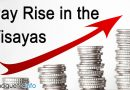 Pay Rise in the Visayas