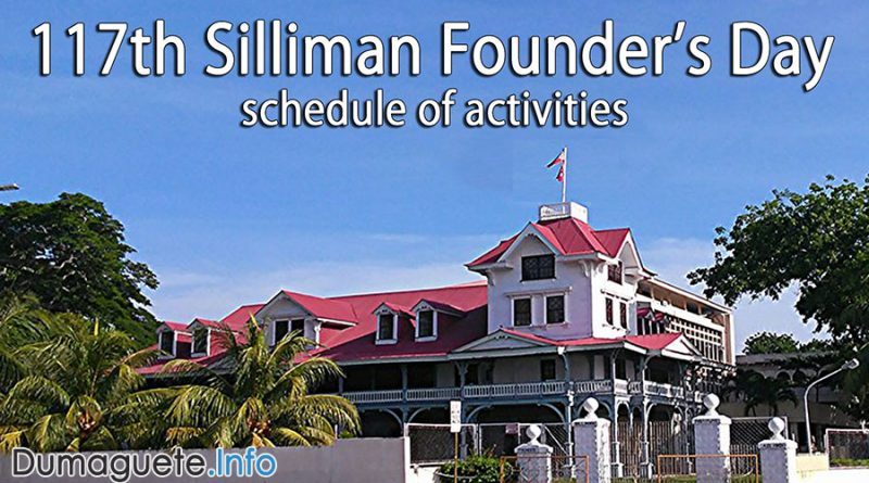 117th Silliman Founder's Day in Dumaguete City