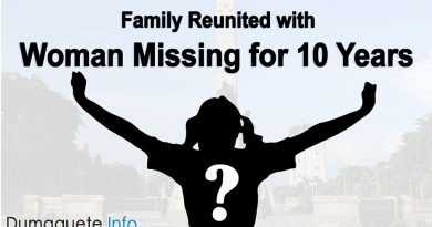 Family Reunited with Woman Missing for 10 Years