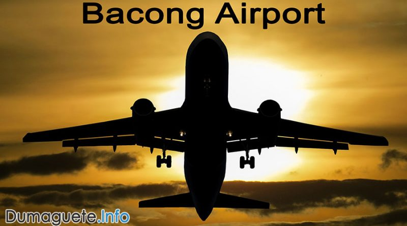 "New Dumaguete-Bacong Airport to ""Process"""