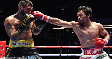 Pacquiao VS Matthysse – First Knockout in 9 Years