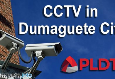 CCTV in Dumaguete City by PLDT