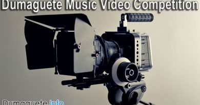 Dumaguete Music Video Competition 2018