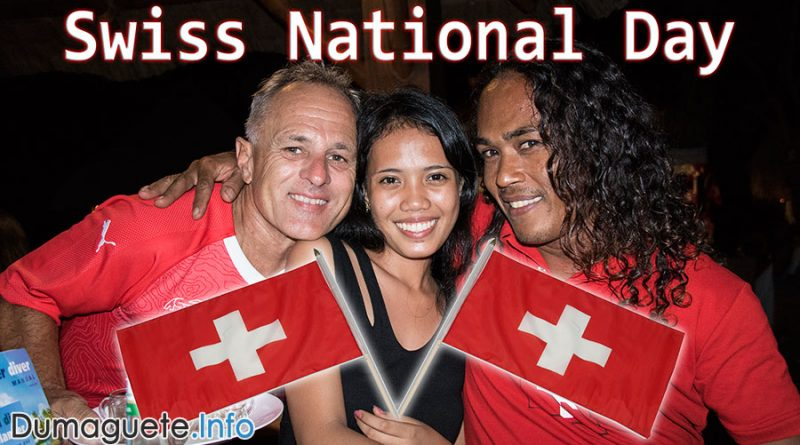 Expat Celebrates Swiss National Day with Locals