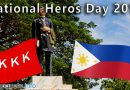 National Heroes' Day 2018