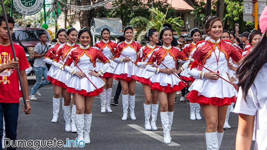 Silliman Parade 2018