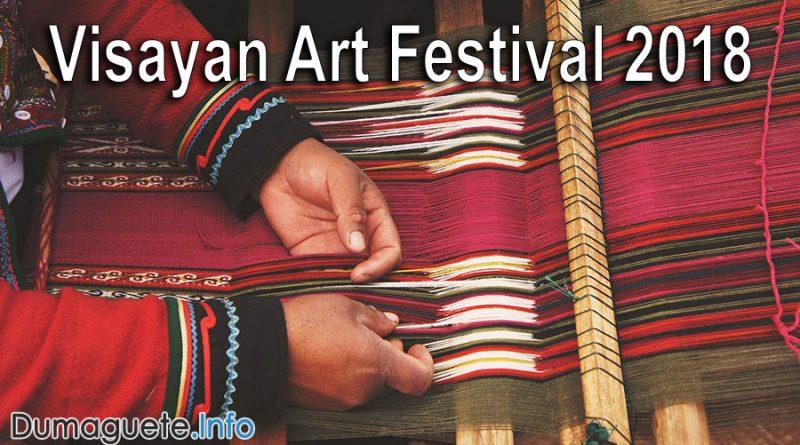Visayan Art Festival 2018 – Lihok