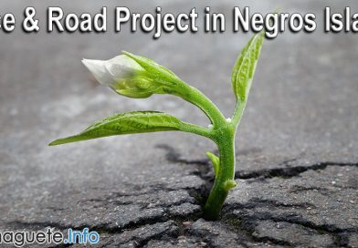"""""""Rice and Road"""" Project in Negros Island"""