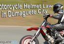 Oplan Clean Riders & Helmet Law in Dumaguete City