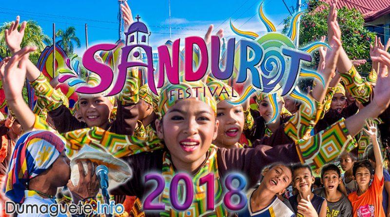 Sandurot Festival 2018 in Dumaguete City - Calendar of Activites