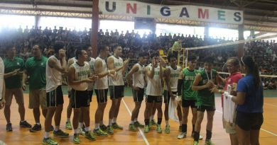23rd UNIGAMES in Dumaguete City