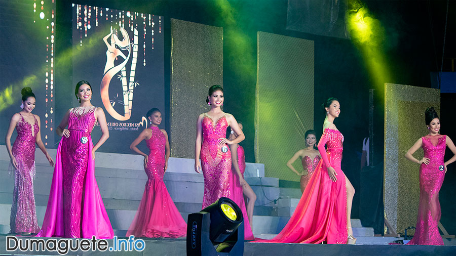 Miss Negros Oriental 2018 - Evening Gown