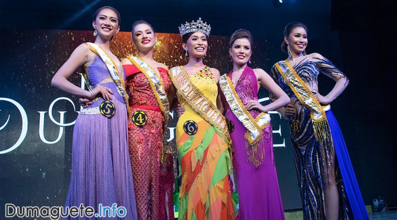 Miss Dumaguete 2018 – Silver Wins Gold