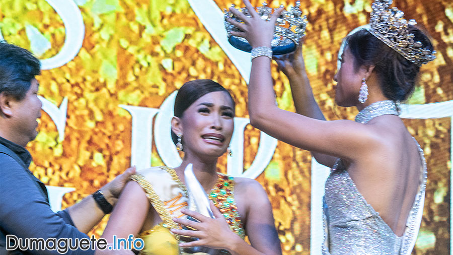 Miss Dumaguete 2018 - Silver Bomediano