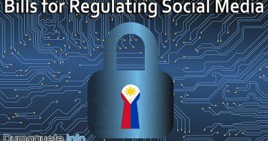 Bills for Regulating Social Media
