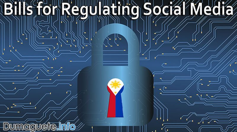 Bills for Regulating Social Media