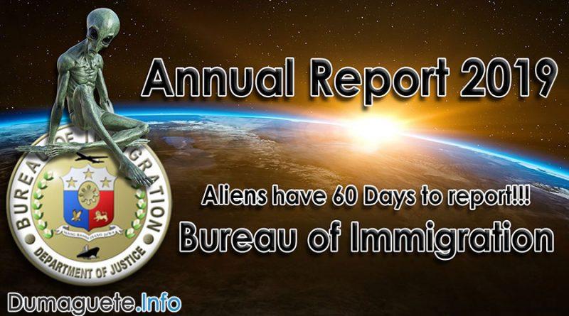 Bureau of immigration archives dumaguete info