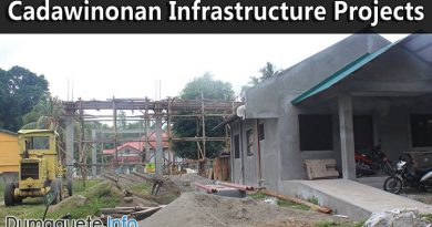 Cadawinonan Infrastructure Projects Continues