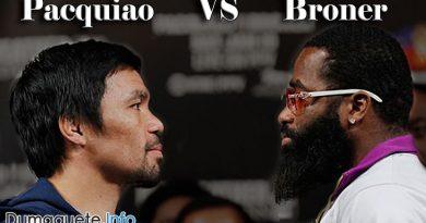 Pacquiao VS Broner – Sunday Fight
