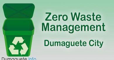 Dumaguete Zero Waste Management