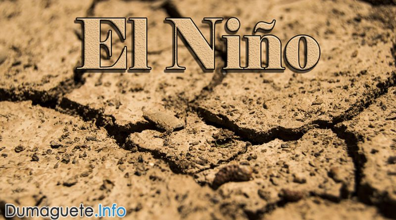 Weak El Niño in Region 7 a State of Calamity