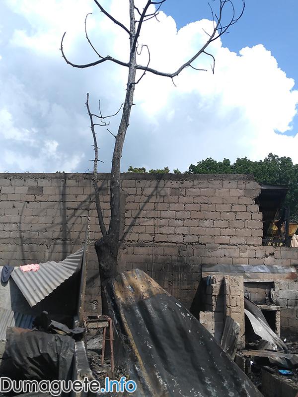2019 Bagacay Fire - Dumaguete City 04