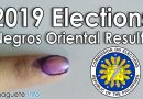 2019 Election in Negros Oriental & Dumaguete City - Results