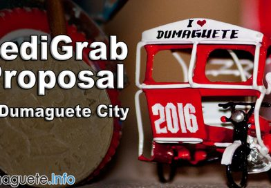 PediGrab Proposal for Dumaguete City