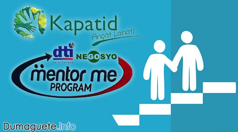 DTI Kapatid Mentor Me Program in Negros Oriental