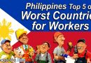 Philippines 5th on Worst Countries for Workers