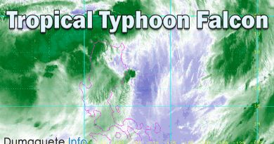 Tropical Storm Falcon - Trips Cancelled & Class Suspended