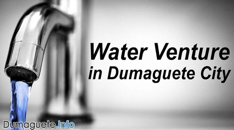 Water Venture in Dumaguete City