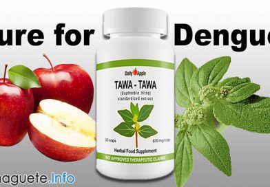 Daily Apple Tawa-tawa Herbal Capsules - A Cure for Dengue