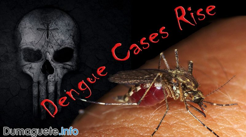 Dengue Cases Rise in Negros Oriental – 16 dead